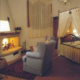 Pokój Relais Villa Petrischio