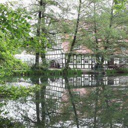 Außenansicht Springbach-Mühle