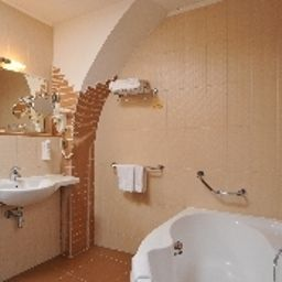 Bagno in camera Metamorphis Excellent Old Town Prague (Praha)