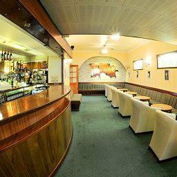 Hotel bar Stafford