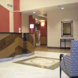 Hotelhalle Holiday Inn Hotel & Suites BAKERSFIELD