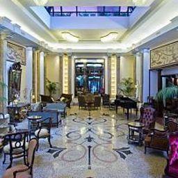 Hall de l'hôtel Grand Hotel Savoia