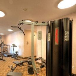 Gimnasio MainStay Suites Texas Medical Center/Reliant Park