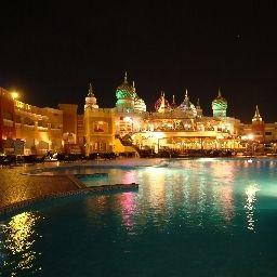 Widok zewnętrzny Aqua Blue Resort
