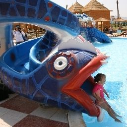 Basen Aqua Blue Resort