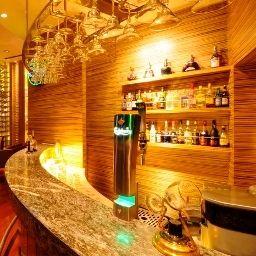 Bar hotelowy Jinling Hotel Wuxi