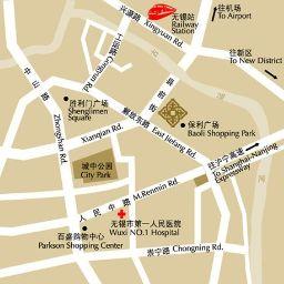 Informacja Jinling Hotel Wuxi