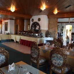 Restaurante/sala de desayunos Hotel Langenthal