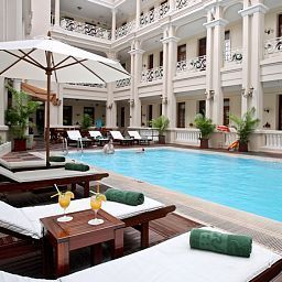 Piscina Grand Hotel Saigon