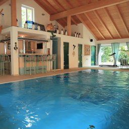 Swimming pool Chalet Valley