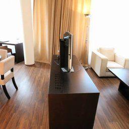 Vista interior Abion Villa Suites