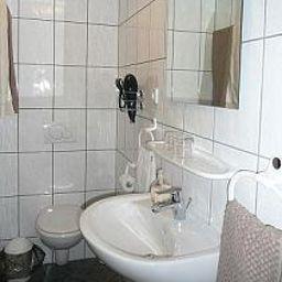 Bathroom Gelber Löwe