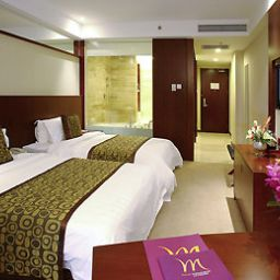 Habitación confort Mercure Wanshang Beijing