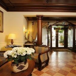 Hall de l'hôtel Corso