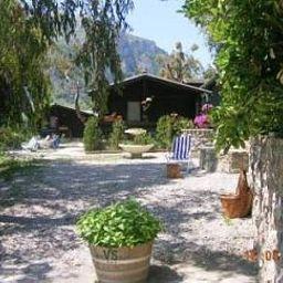 Jardín Villaggio Syrenuse