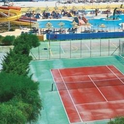 Tennis court Caribbean World Beach and Garden Hammamet