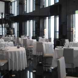 Restaurant Eurostars Madrid Tower