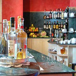 Bar de l'hôtel Pompei Resort