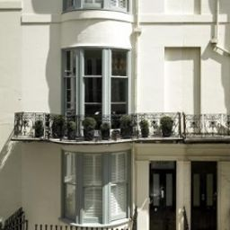 Фасад Kemp Townhouse Brighton (Brighton and Hove, England)