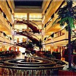 Hall de l'hôtel Zhongshan Sunshine Business
