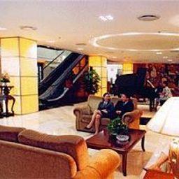 Intérieur de l'hôtel Zhongshan Sunshine Business