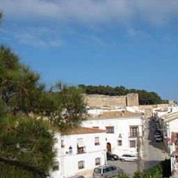 View Cristina Hostal Denia (Alicante)