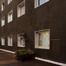 Widok zewnętrzny Holiday Inn Express BARCELONA - CITY 22@