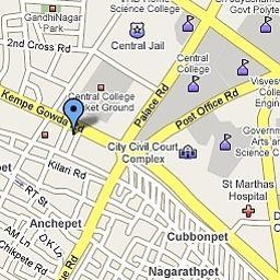 Info Bangalore Gate