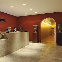 Hall de l'hôtel Vincci Baixa