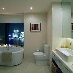 Bagno in camera Fraser Suites Top Glory