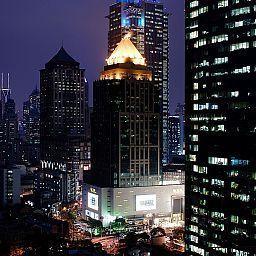 Widok zewnętrzny Brightel All Suites Shanghai