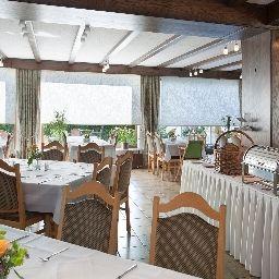 Restaurant/Frühstücksraum Karrenberg Landhotel