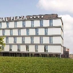 Vue extérieure Diagonal Plaza