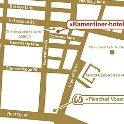 Info Kamerdiner Камердинер Sankt-Peterburg (Saint Petersburg)