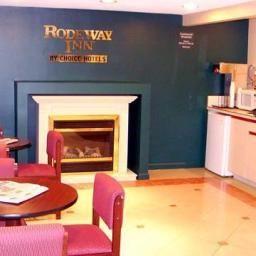 Restauracja Rodeway Inn Rahway