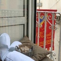 Camera con balcone Bed & Breakfast I Visconti