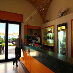 Bar de l'hôtel Mediterraneo Grand Hotel