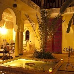Hotel Innenbereich Riad Nomades