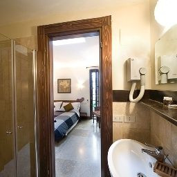 Bathroom San Jouan B&B Rome (Roma)
