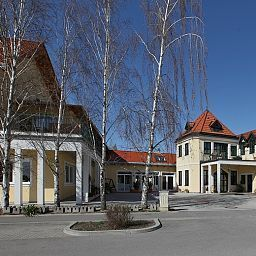 Vista exterior Der Winzerhof