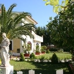 Garden La Colombaia