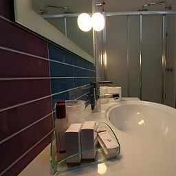 Bathroom San Rocco Scanzorosciate (Lombardia)