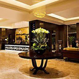 Hol hotelowy Courtyard Shanghai Xujiahui