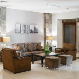 Vestíbulo del hotel Staybridge Suites CAIRO - CITYSTARS