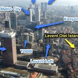 Entorno Levent Hotel Istanbul (İstanbul)