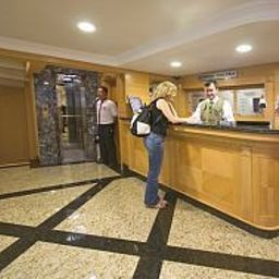 "Reception Taksim Star Express ""NON SMOKING Hotel"" Istanbul (İstanbul)"