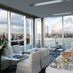 Ristorante/Sala colazione Hollywood Suites & Lofts - SUITE CATEGORY - Buenos Aires (Distrito Federal)