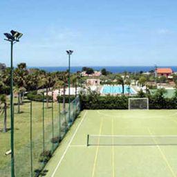 Vista exterior Hotel Cala Rossa by Sea Club