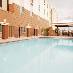 Schwimmbad Candlewood Suites SAN ANTONIO DOWNTOWN