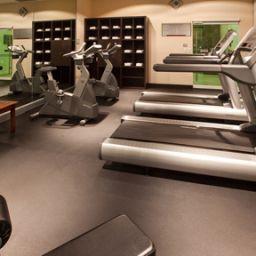 Wellness/fitness area Holiday Inn URUAPAN
